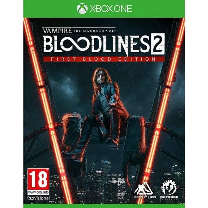 Vampire The Masquerade Bloodlines 2 Xbox