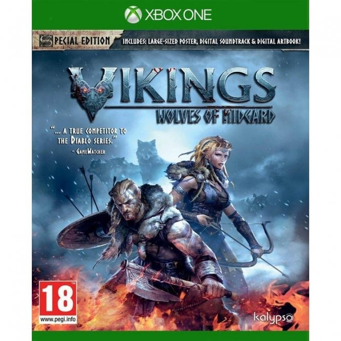Vikings Wolves of Midgard Xbox
