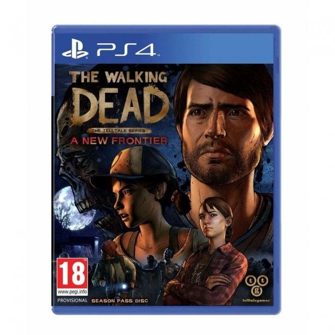 Walking Dead A New Frontier PS4