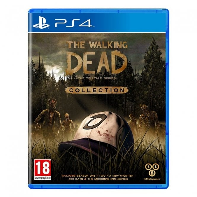 Walking Dead Collection Telltale Series PS4