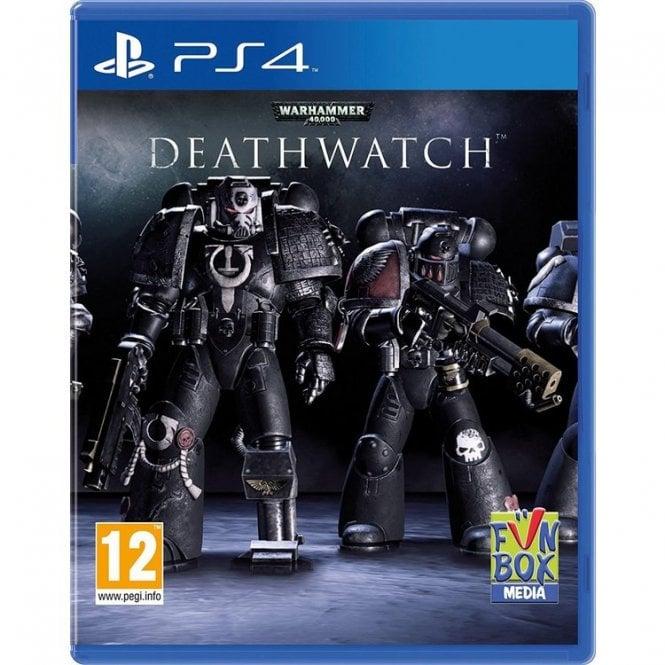 Warhammer 40,000 Death Watch PS4