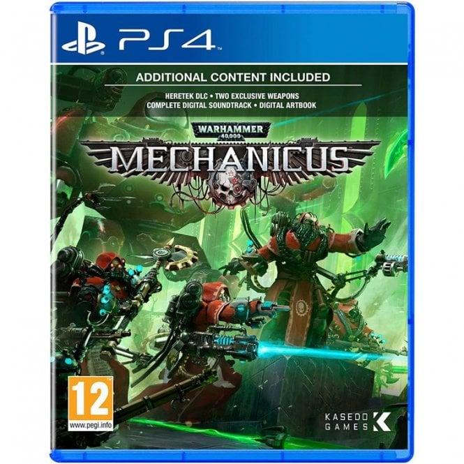 Warhammer 40,000 Mechanicus PS4