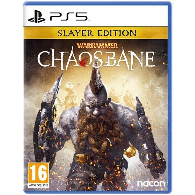 Warhammer Chaosbane Slayer Edition PS5