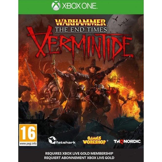 Warhammer End Times Vermintide Xbox