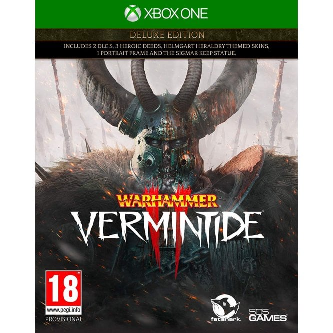 Warhammer Vermintide 2 Deluxe Edition Xbox