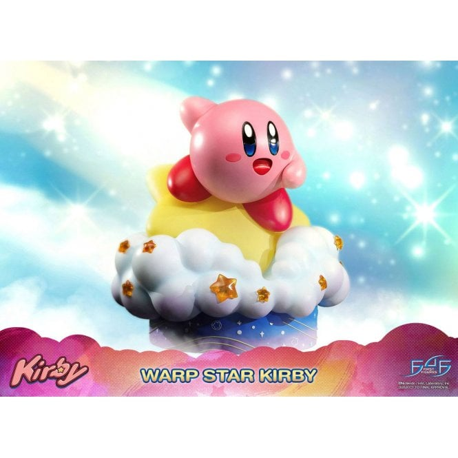 Warp Star Kirby