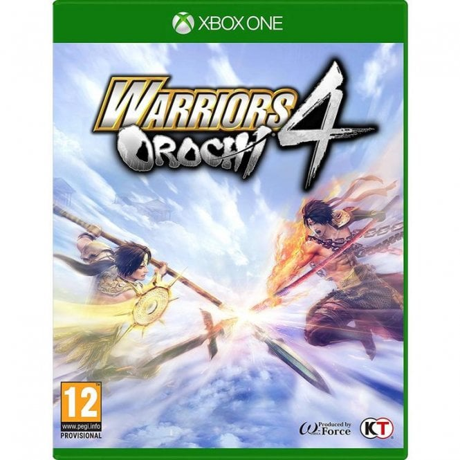 Warriors Orochi 4 Xbox