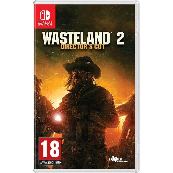 Wasteland 2 Director's Cut Switch