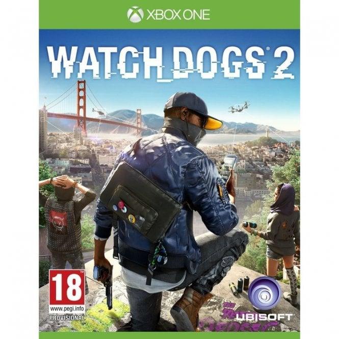 Watch Dogs 2 Xbox