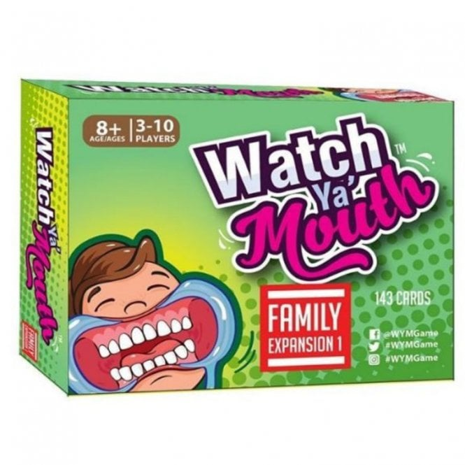 Watch Ya Mouth Family Expansion 1