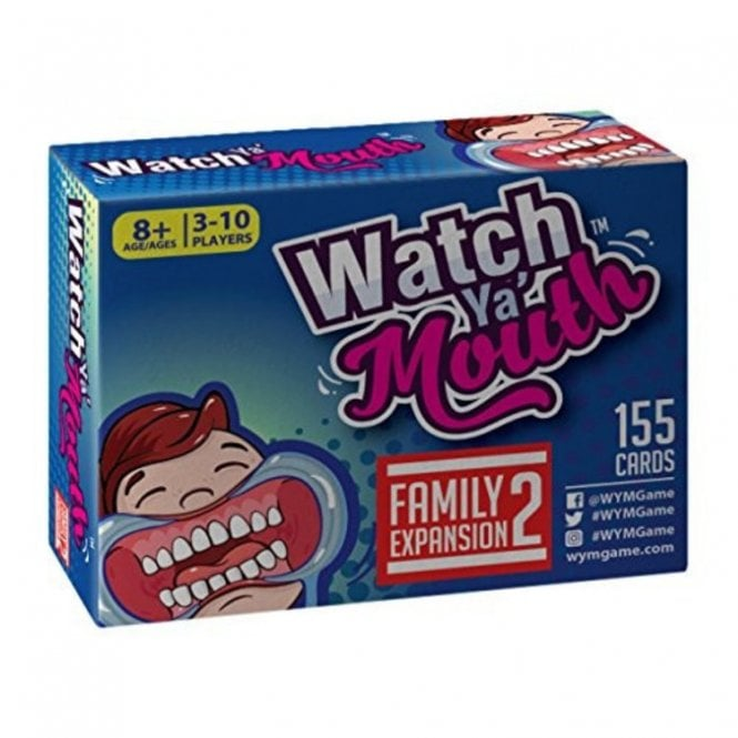 Watch Ya Mouth Family Expansion 2