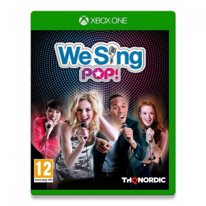 We Sing POP Solus Xbox One