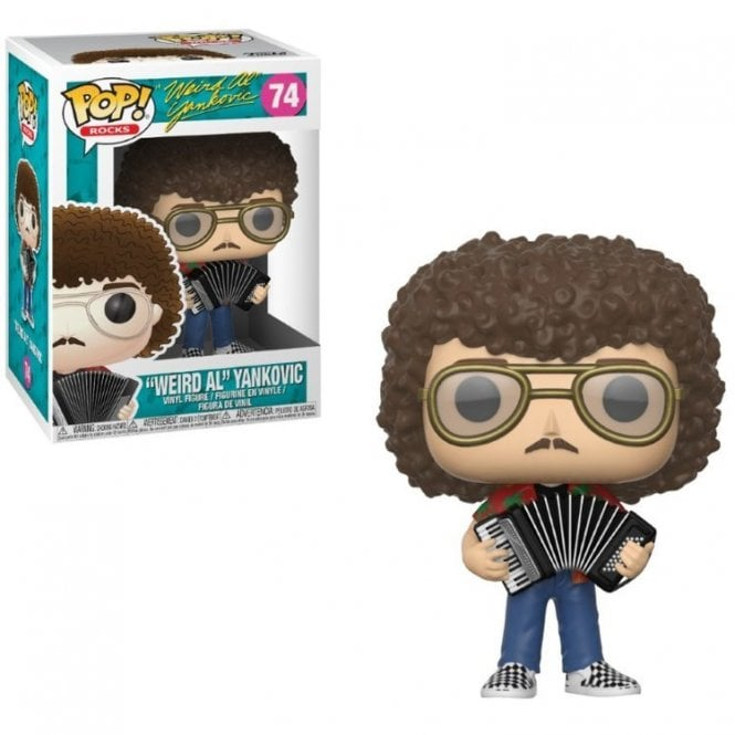 Weird Al Yankovic POP! Vinyl
