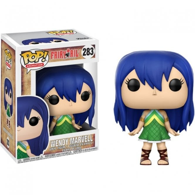 Wendy Marvell Pop! Vinyl