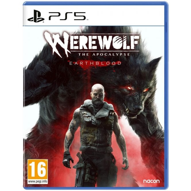 Werewolf The Apocalypse Earthblood PS5