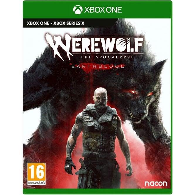 Werewolf The Apocalypse Earthblood Xbox