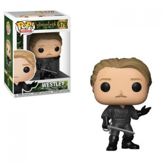 Westley POP! Vinyl with Chase