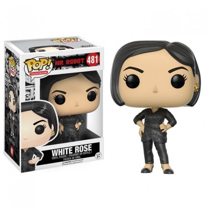 White Rose POP! Vinyl