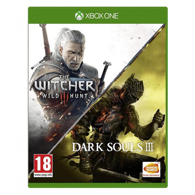 Witcher III & Dark Souls III Double Pack Xbox