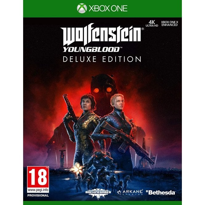Wolfenstein Youngblood Deluxe Edition Xbox