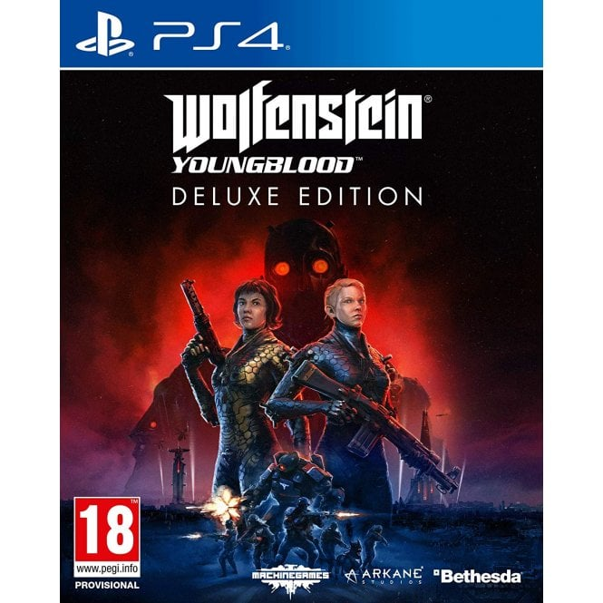 Wolfenstein Youngblood Deluxe PS4