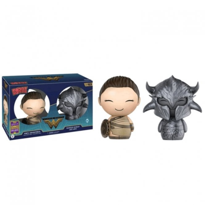 Wonder Woman & Ares Exclusive Dorbz 2-Pack