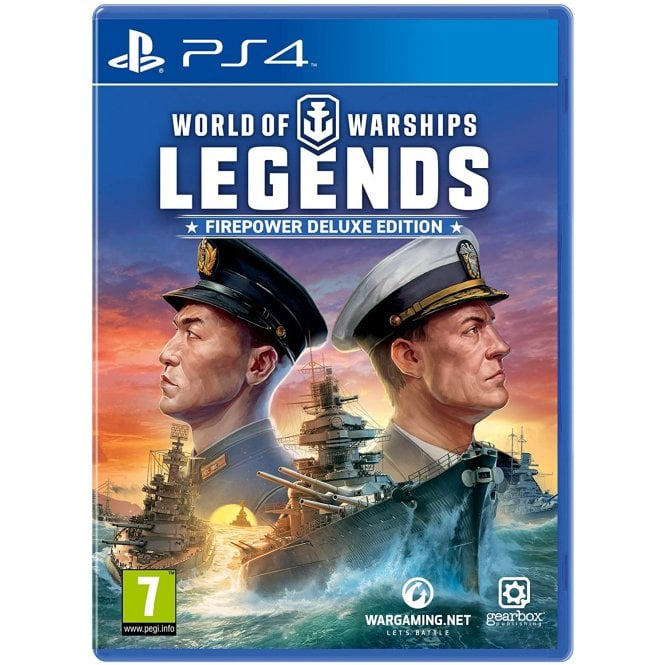 World of Warships Legends PS4