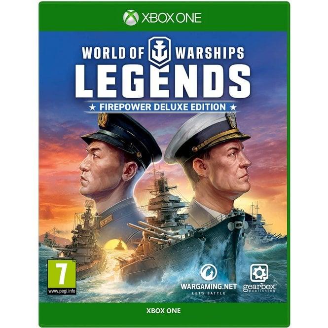 World of Warships Legends Xbox