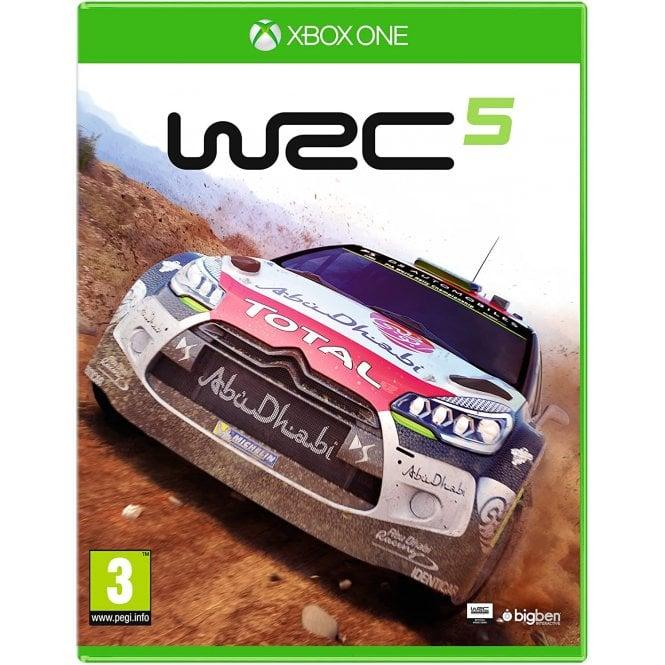 World Rally Championship WRC 5 Xbox
