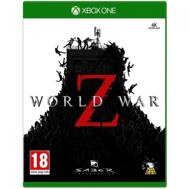 World War Z Xbox