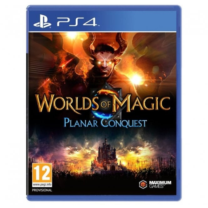 Worlds of Magic PS4