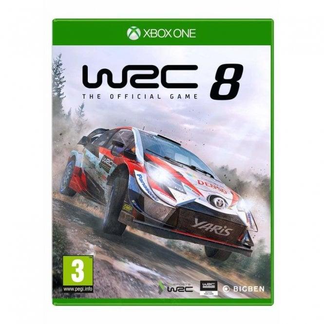 WRC 8 Xbox