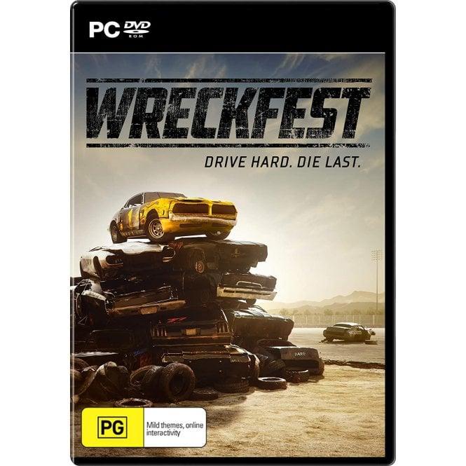 Wreckfest PC