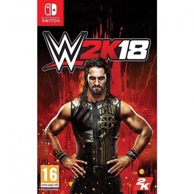 WWE 2K18 Switch