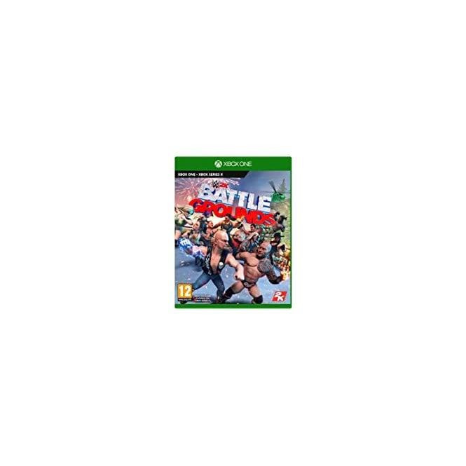WWE Battlegrounds Xbox
