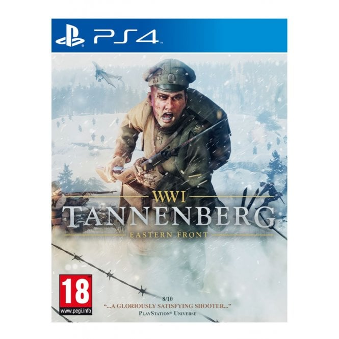WWI Tannenberg Eastern Front PS4