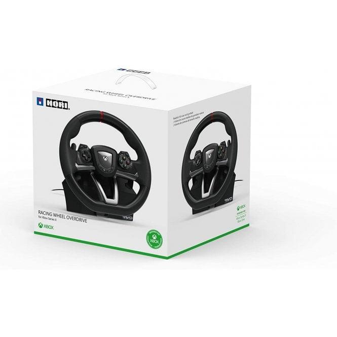 Xbox Series X Steering Wheel