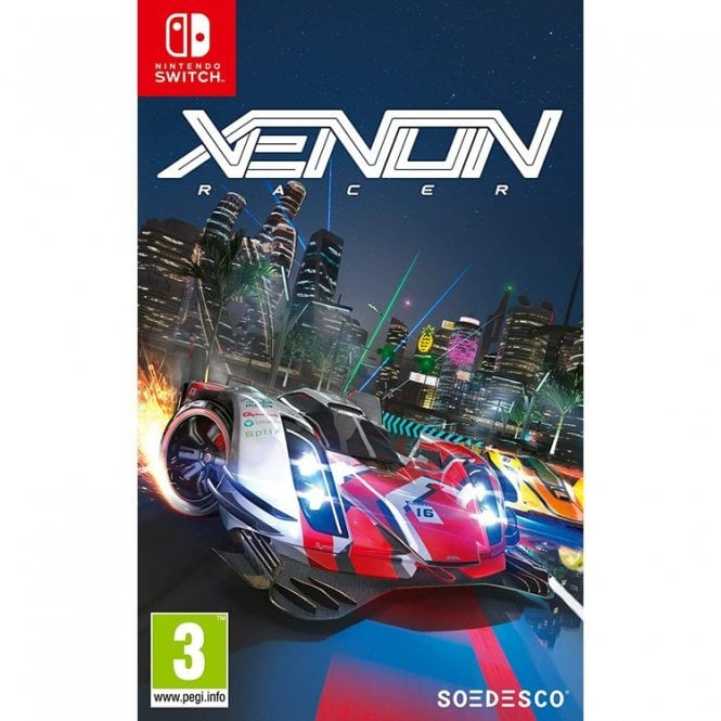 Xenon Racer Switch