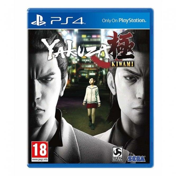 Yakuza Kiwami Standard Edition PS4