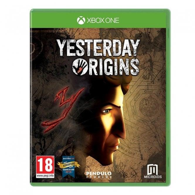 Yesterday Origins Xbox