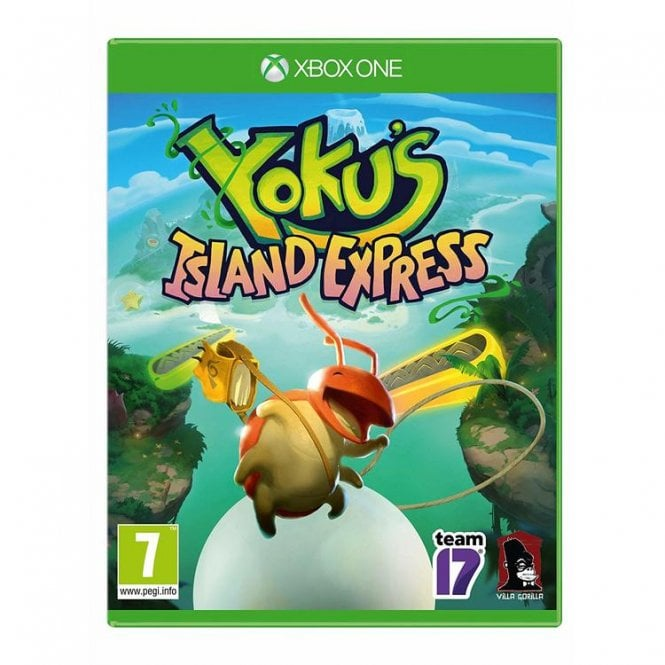 Yokus Island Express Xbox