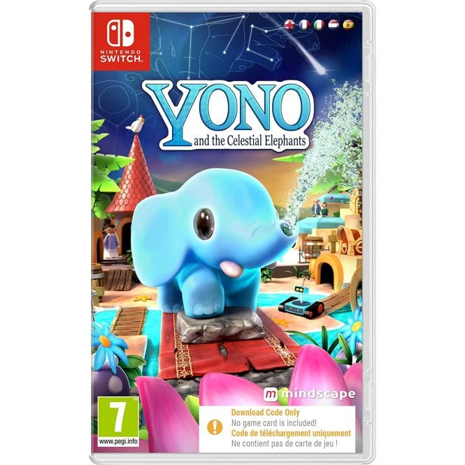 Yono &The Celestial Elephants Switch