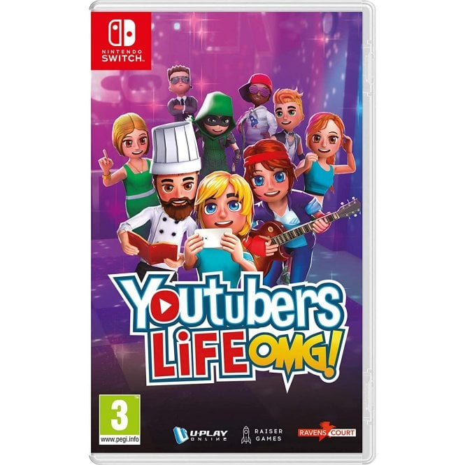 Youtubers Life Switch