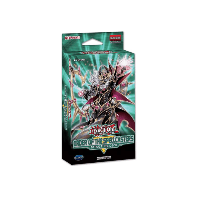 Yu-Gi-Oh! Order of the Spellcasters Structure Desk