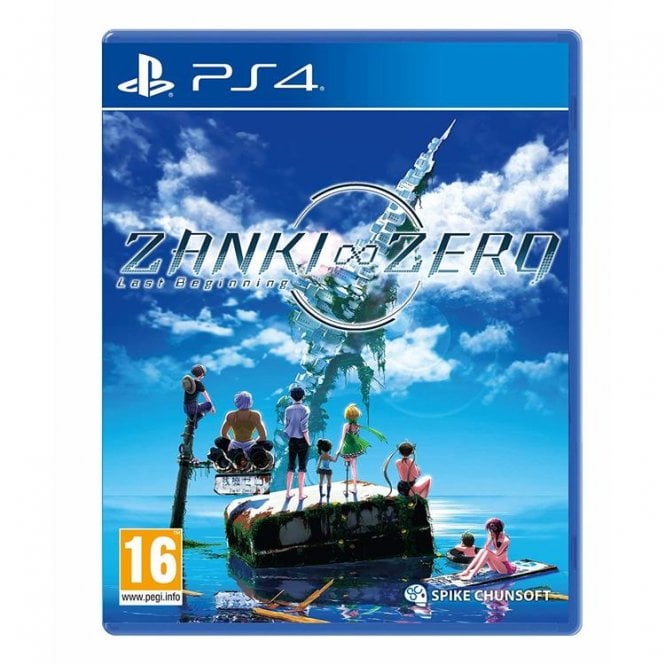 Zanki Zero Last Beginning PS4