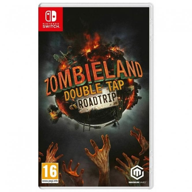Zombieland Double Tap Road Trip Switch